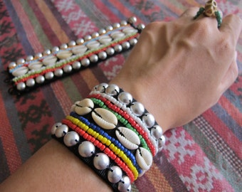 Akha Bracelet  / Hippie / Boho / Tribal / Ethnic / Traditional/Whole Sale