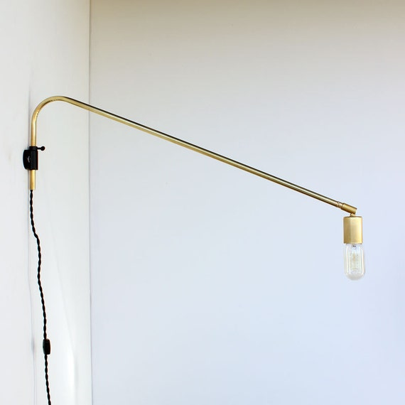 Wall Lamps Etsy : Items similar to 30