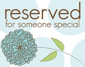 Reserved for Madison Pollard - 5 Tiffany's themed gift bags