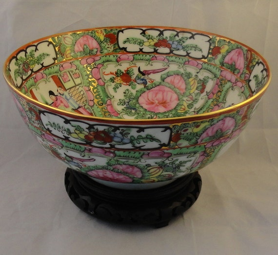 Beautiful Vintage Japanese Porcelain Ware By