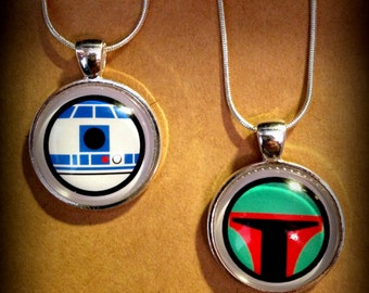 Star Wars Inspired Necklace
