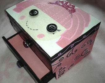 Lalaloopsy Treasure Box