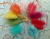 Rainbow of Tulle Collars for Blythe, Pullip, Dal, 10 colors available