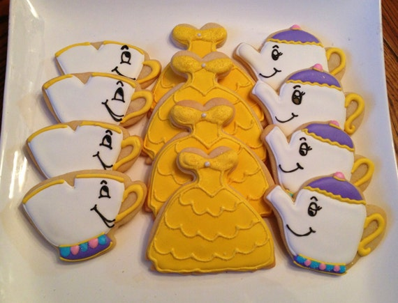 Beauty And Beast Cake Patissorie