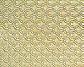 "Textured Brass Sheet 6"" X 2.5"" (Br57) Large Bracelet Size Texture Metal Use With Your Rolling Mill - 24 Gauge - Jewelry Metal Emboss Metal"