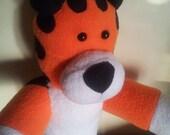 Hobbes Inspired Plushie