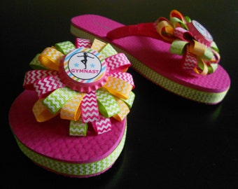 Gymnastics Boutique Flip Flops