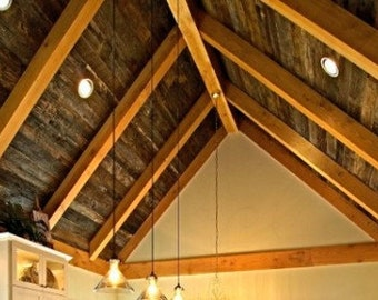 Reclaimed Metal Roofing Panels Recycled By Historicflooring