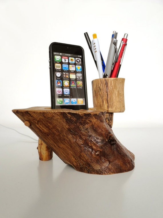 Pen Holder And Iphone 5 Dock Iphone 4 Dock Ipod Touch Dock