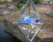 "3"" Pyramid Glass Box"