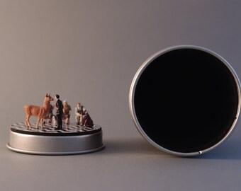 LYDECKER'S Twin Peaks Diorama customizable