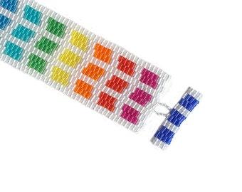 Bead Pattern & Beads, Bracelet Bead Pattern, 3 Colorways
