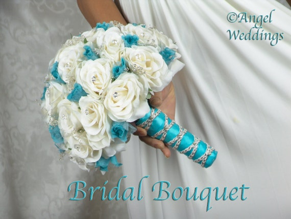 how to make a silk wedding bouquet items similar to beautiful shanti malibu complete bridal 4969