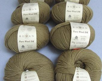 Rowan Pure Wool DK Barley (7)