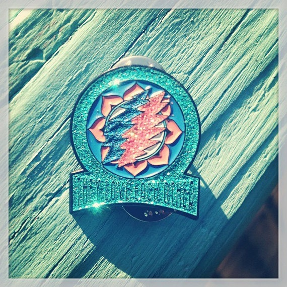 They Love Each Other: They Love Each Other Grateful Dead Pin