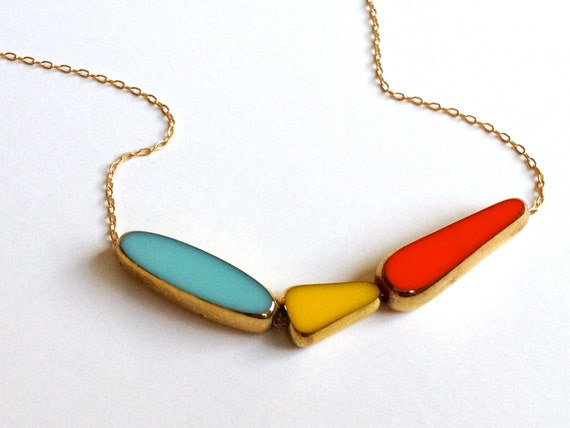 LAST ONE // In Flight Necklace  // LilahV