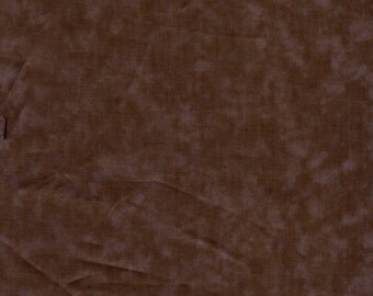 """45"""" Brown Marbleized Cotton Print Fabric-15 Yards Wholesale by the Bolt"""