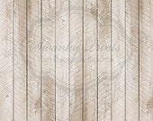 7ft x 7ft Vinyl Photography Backdrop / Floordrop Light Scuffed Wood