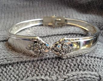 Sweet Briar 1948 Silverware Bracelet
