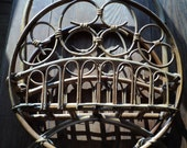 Mid Century Bamboo Rattan Magazine Rack in Mint Condition, Wonderful Display and Storage Case with well developed patina