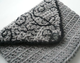 Book Buddy, book nook kindle protector, book nook kindle case, crochet