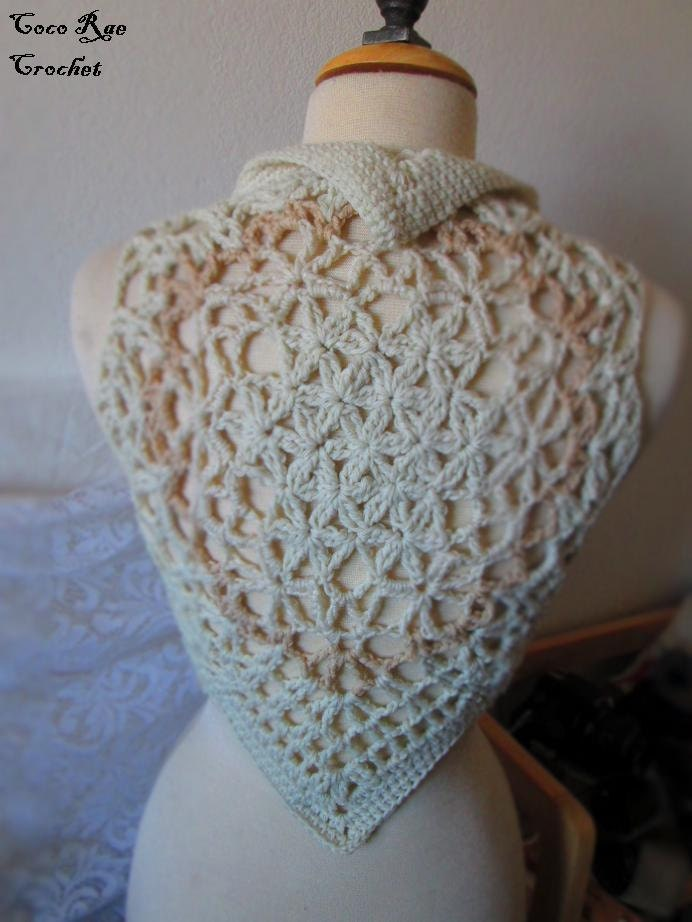Crochet Flower Of Life Pattern : Crochet Flower Of Life Corset Vest / Festival Mandala