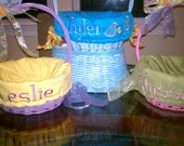 Personalized Easter Basket *INSERT* Made to Order