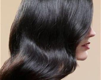 Indigo Natural Hair