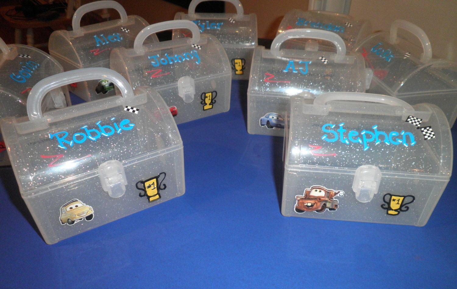 Wedding Personalized Favors cars the movie personalized party favors boys and girls request a custom order have something made just for you