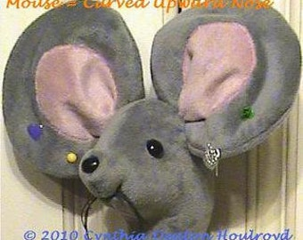 "PART #1 - Mouse or Rat Doll Only - CDH ""Three Blind Mice..."" Custom Bare 18"" Doll--Magnetic Hands-Cup--(Order Clothing Options Separately)"