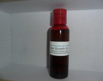 Mama Mo's Hair Growth Oil