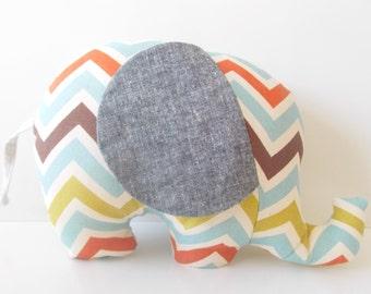 Stuffed Elephant - Elephant - Stuffed Animal - Plush Toy - Baby Elephant