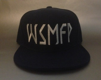 WSMFP - Widespread Panic Fitted Hat made to order FREE SHIPPING