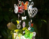 Upcycled  Wind Chime -