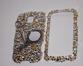 CUSTOM Bling Rhinestone Cell Phone Case Cover Made to Order