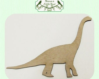Dinosaur Wood Cut Out