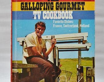 Vintage - The Galloping Gourmet TV Cookbook - Vol. 5