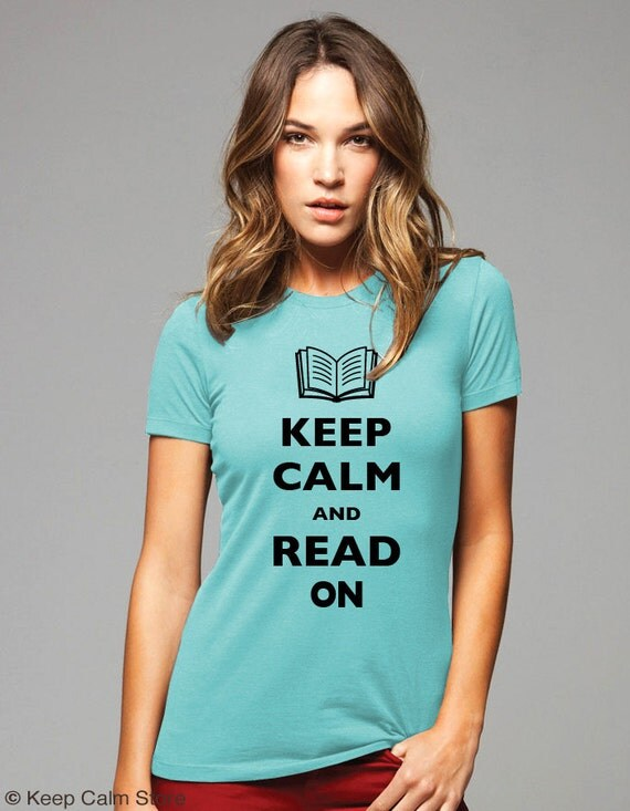 Keep calm and read on design 2 t shirt soft cotton t shirts for T shirt design keep calm