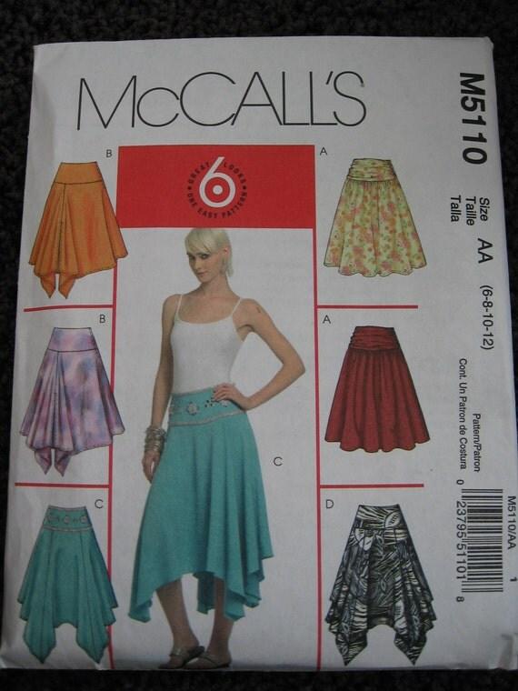 easy womens skirt patterns - photo #30