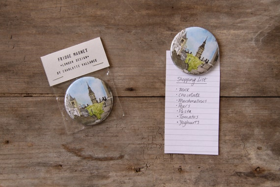 Magnet with London Design