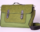 Hand made felt laptop case sleeve bag for Macbook Pro Air 11'' 13''
