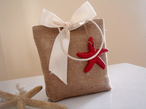 Suggested Gift For Wedding: Items Similar To Nautical Wedding Welcome Bags Beach