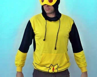 Venture Brothers Monarch Henchmen hoodie