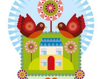 Home Sweet Home print 1