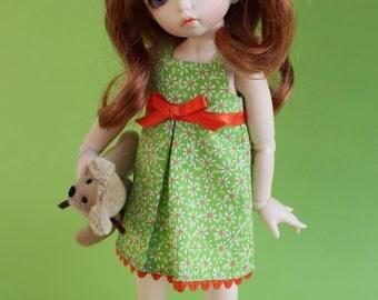 YoSD Dresses - chose fabric