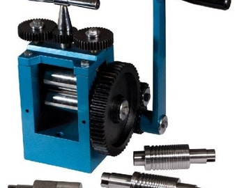 Eurotool ROLLING MILL FREE Shipping Best Price on Etsy or Amazon Approximate delivery September 11, 2017