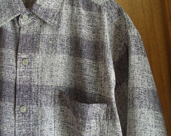 80s VERSACE Mens Shirt RARE