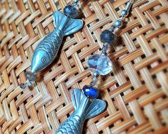 Happy Fish Earrings