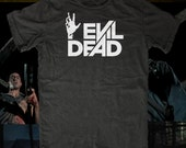 Evil Dead t-shirt, american apparel Also available on crewnecks and hoodies