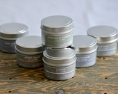 Soy Candle Tins - Wholesale Soy Candles - Wedding Candle Favors - Candle Party Favors - Qty: 25